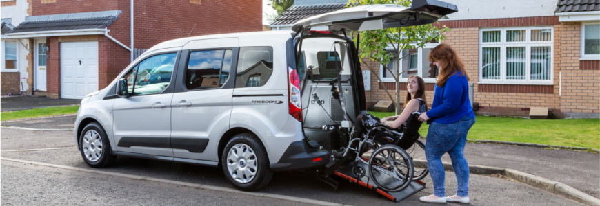 e7cf1591068379 Allied Mobility™ is Europe s leading manufacturer of wheelchair accessible  cars